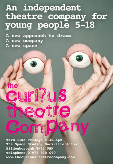 The Curious Theatre CompanyAdvert