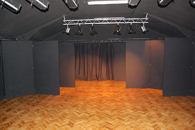The Space at The Curious Theatre Company