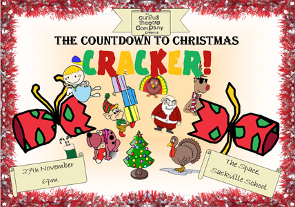 2015 Countdown to Christmas Cracker Poster