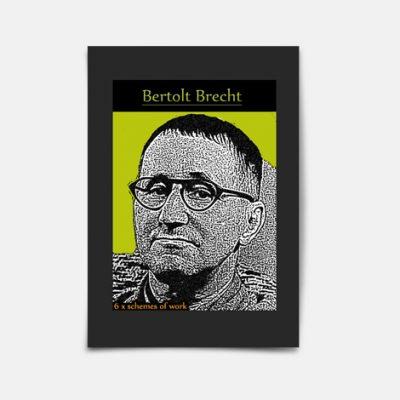 Bertold Brecht scheme of work