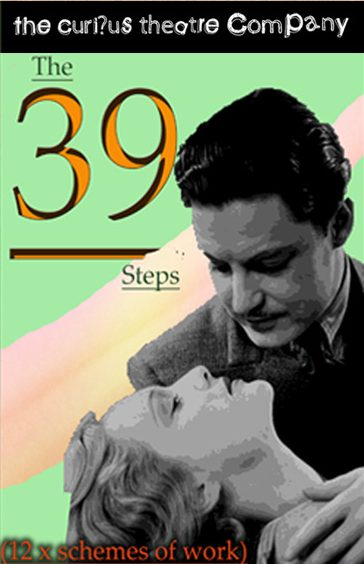 The 39 Steps - Text Schemes