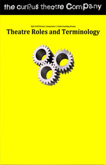 How Theatre Works - Scheme of Work