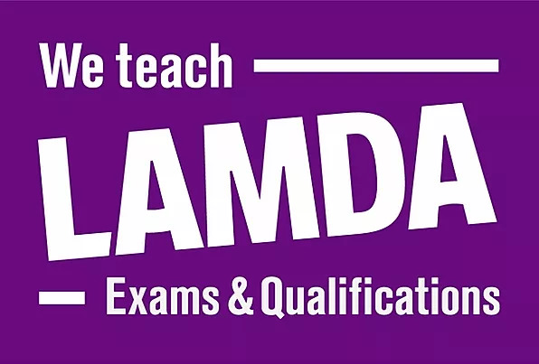 We teach Lamda - Exams and Qualifications